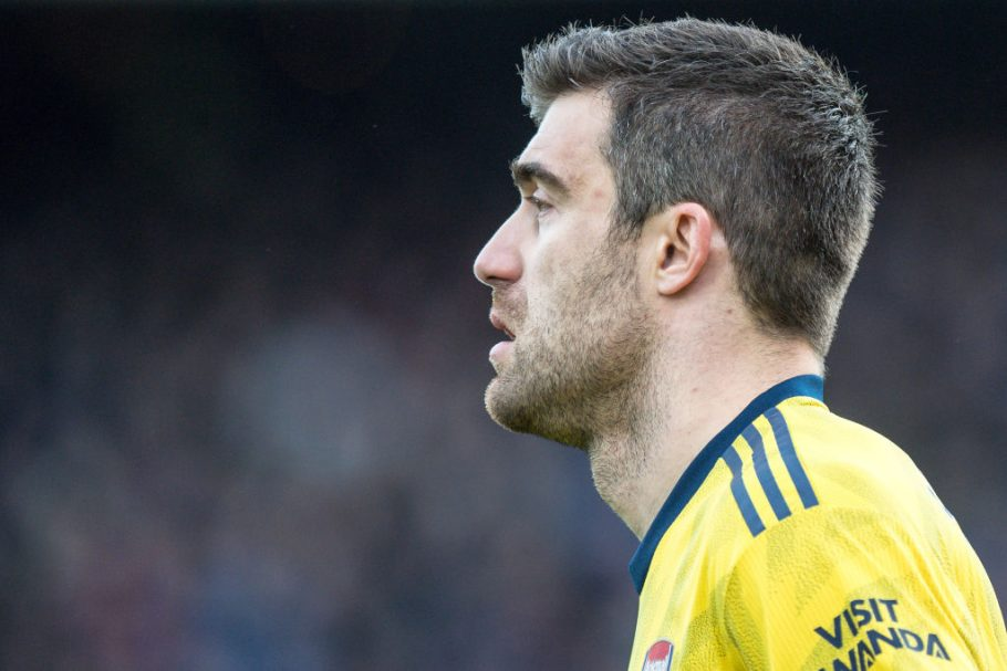 Olympiacos star confirms Sokratis has told them Arsenal secrets ahead of Europa League showdown