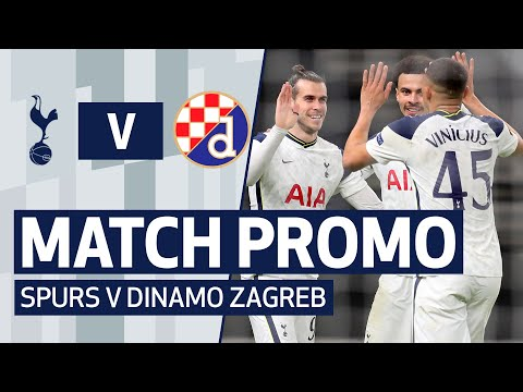 MATCH PROMO | SPURS V DINAMO ZAGREB | UEFA Europa League