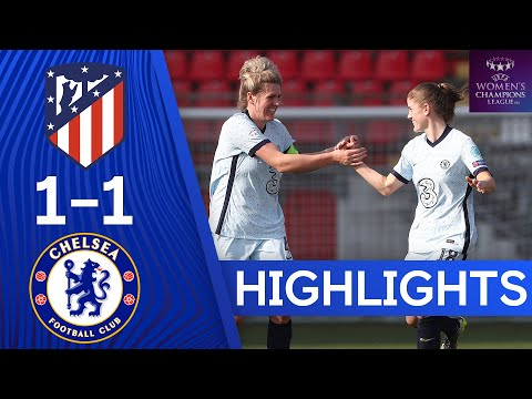 Atlético Madrid 1-1 Chelsea | The Blues Are Through To The Quarter Finals | UEFA Champions League