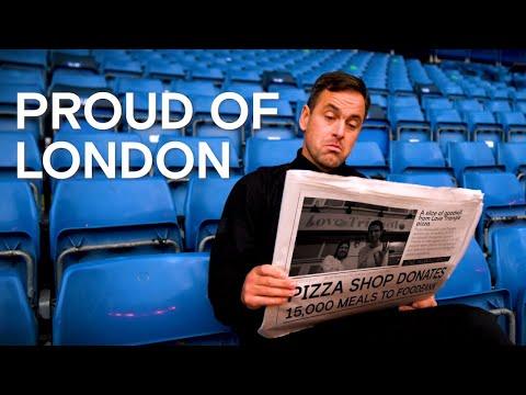 PROUD OF LONDON | Joe Cole celebrates inspirational Londoners