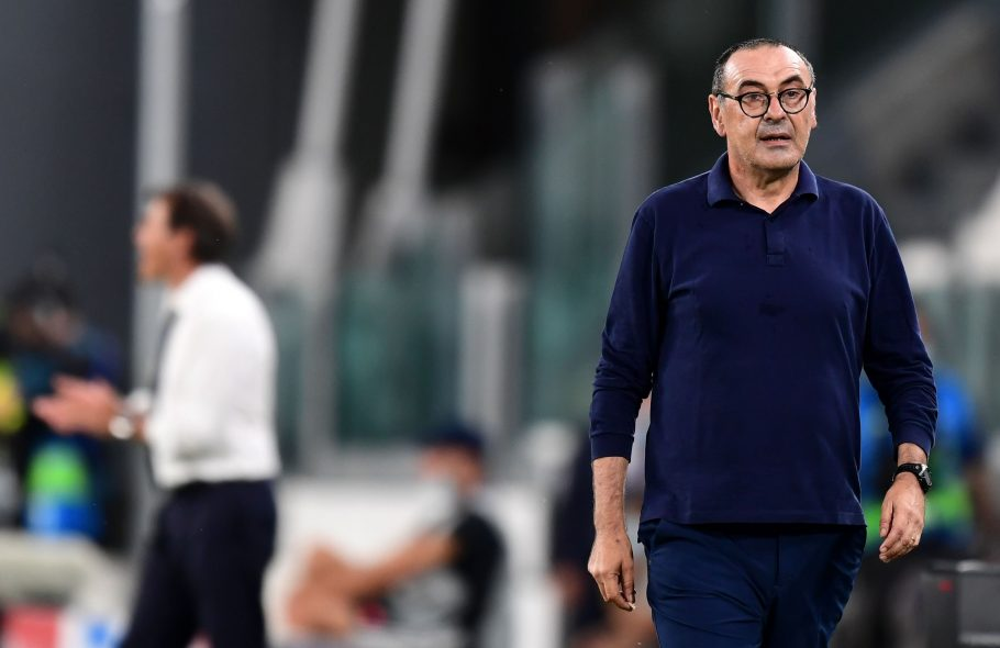 Maurizio Sarri and Jorginho could reunite at Napoli this summer, according to Chelsea star's agent