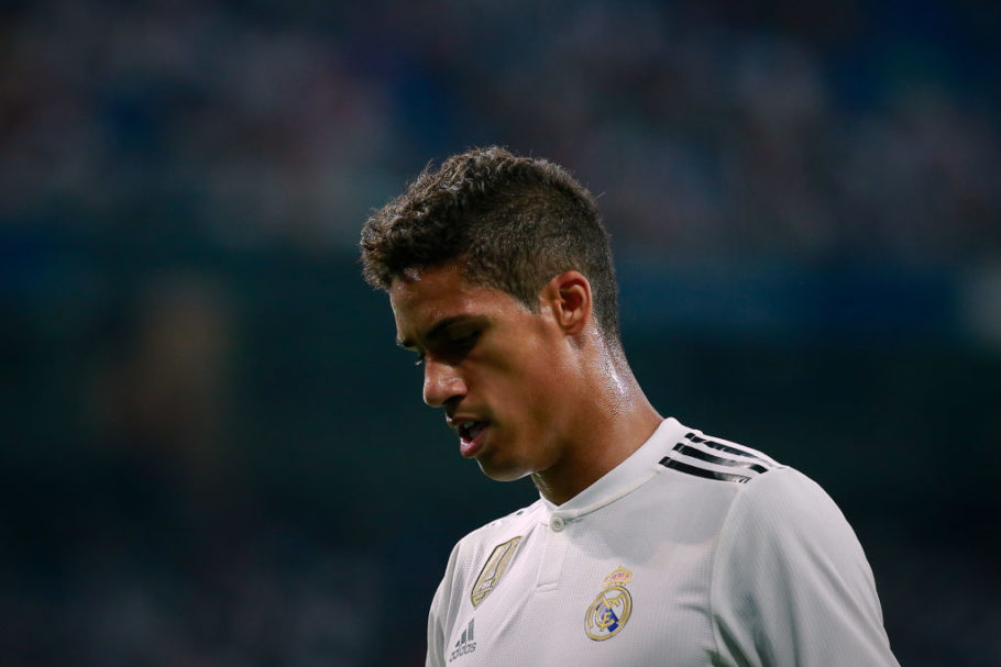 Real Madrid begin contract extension talks with Raphael Varane and hope to extend his stay at the Bernabeu