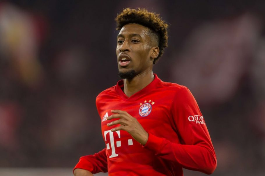 Chelsea considering plot to sign Bayern winger Kingsley Coman as Christian Pulisic replacement