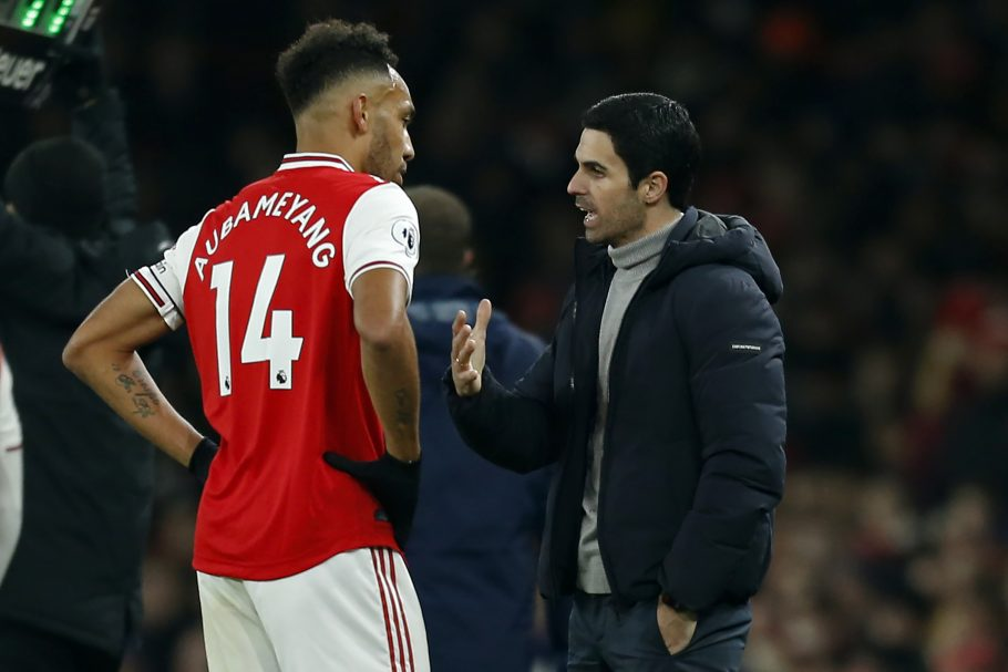 'Not the first time' – Insight provided into Aubameyang's disciplinary issues