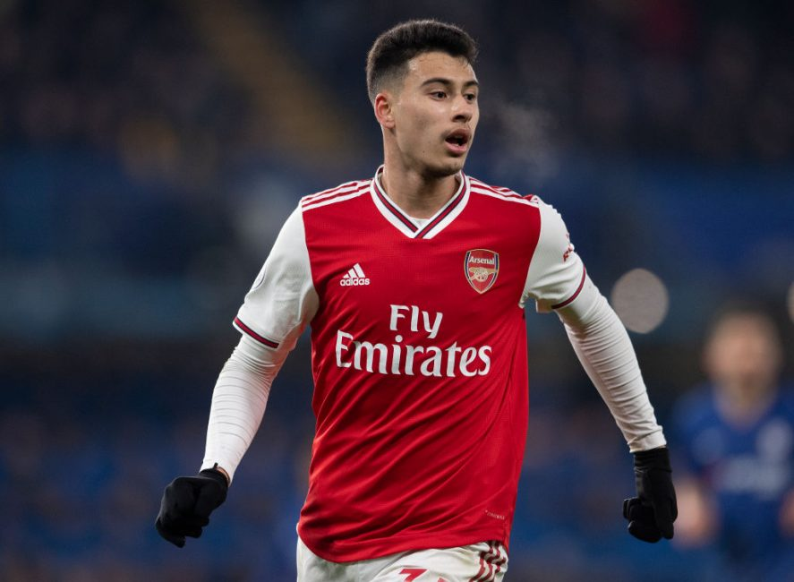 Why Gabriel Martinelli is missing from Arsenal's matchday squad to face Tottenham