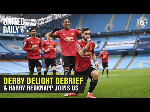 Derby Debrief & Harry Redknapp Joins Us | AC Milan Preview | Manchester United | United Daily