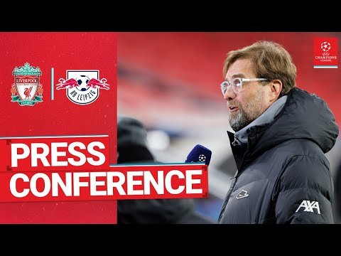 Liverpool's Champions League press conference | RB Leipzig