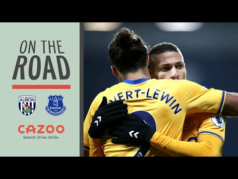 RICHARLISON IS ON FIRE! | ON THE ROAD: WEST BROM V EVERTON