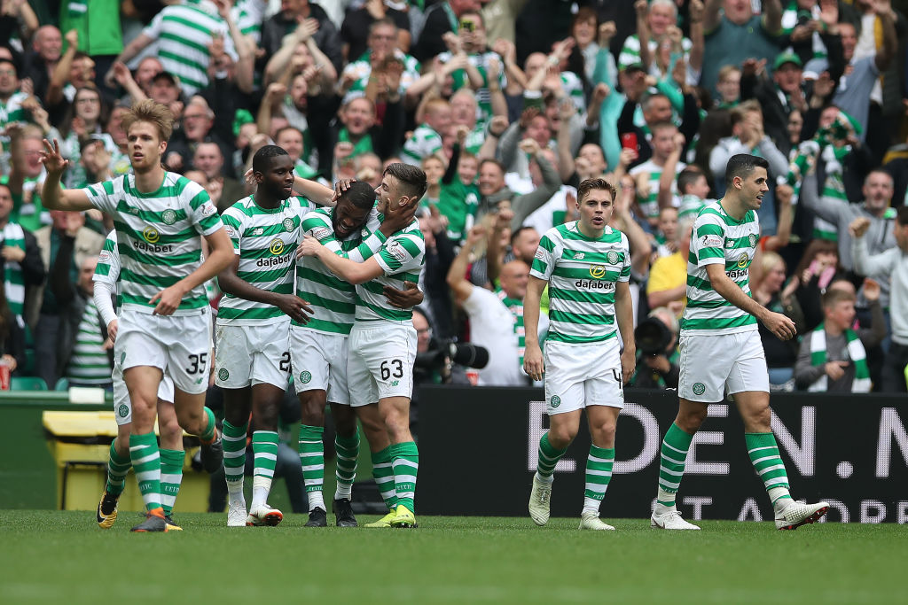 'We're not half of anything' – Celtic take aim at Rangers chief over celebration comments