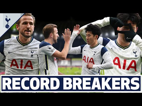 THE SON AND KANE SHOW! ⚽ EVERY record-breaking link-up so far this season!