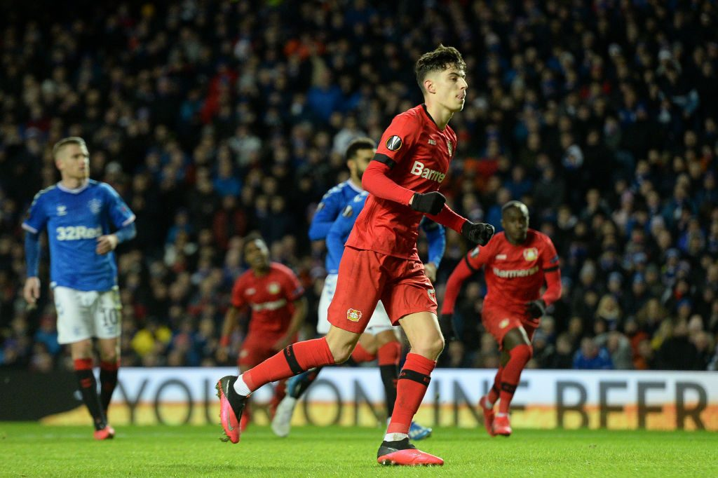 Kai Havertz passes false 9 audition with flying colours as Tuchel flexes frightening Chelsea squad depth in Everton win