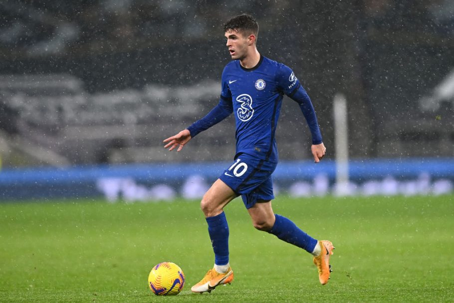 Joao Cancelo says Chelsea's Christian Pulisic is the toughest winger he's faced in the Premier League