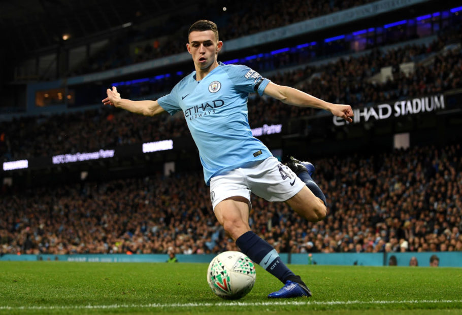 Phil Foden shines once again for Man City as they hit Southampton for five