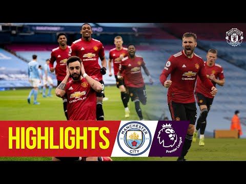 Superb Reds Claim Derby Day Honours | Manchester City 0-2 Manchester United | Premier League
