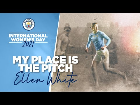 """""""MY PLACE IS THE PITCH"""" 